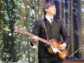 Kladenští The Beatles Revival podpořili svým koncertem rozdělovskou oční školku (Foto: KL)