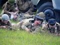 V neděli osvobodili Rusové Brandýsek od okupantů již podvanácté (Foto: KL)