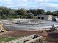 Rekonstrukce slánské čistírny odpadních vod bude dokončena zjara (Foto: Martin Nič)