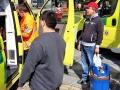 V pondělí se v Kladně uskutečnil Den linky 155 (Foto: ZZSSČK)