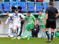 Do třetice to zase nevyšlo, fotbalisté Kladna mají jen bod (Foto: Veronika Víborčíková)