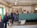 Výbor pro vzdělávání navštívil Integrovanou střední školu ve Slaném (Foto: Archiv starosty Martina Hrabánka)