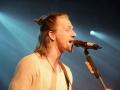 Tomáš Klus rozezpíval své fanoušky v kladenském kulturáku (Foto: Veronika Víborčíková)