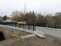 Opravy mostu ve Slaném byly po několika měsících konečně dokončeny (Foto: KL)