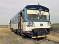 U Černuce se srazil vlak s osobním autem (Foto: KL)