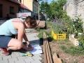 Podprůhon má veřejnou bylinkovou zahrádku (Foto: Vladimír Líba)