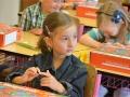 Prvňáci šli poprvé do školy, Kladenské listy byly u toho! (Foto: KL)