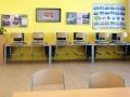 Škola E. Beneše v Kladně prošla o prázdniny další modernizací (Foto: Magdalena Koryntová)