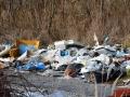 Nebezpečná skládka u Buštěhradu zmizí již za pár měsíců (Foto: KL)