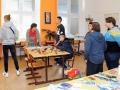 Den otevřených dveří na škole E. Beneše se vydařil (Foto: Magdalena Koryntová)