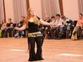 Do Slaného se sjelo 150 orientálních tanečnic (Foto: Jitka Krňanská - KL)