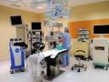 Marek Krolupper představuje urologické oddělení kladenské nemocnice (Foto: Hana Senohrábková)