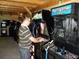 Jan Orna prý už na hraní nemá čas. Ten investuje do údržby a náročného restaurování automatů (Foto: KL)