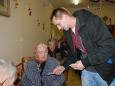 Cikánkovi se návštěva babiček a dědečků líbila
