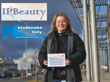 Výherkyně soutěže o termokryo liposukci píše do redakce Kladenských listů