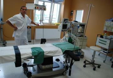 Kladenská nemocnice má nejmodernější porodnici v Česku
