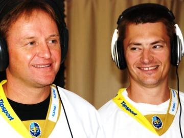 Pavla Pateru a Libora Procházku zpívání bavilo. Foto: KL-Jan Murárik