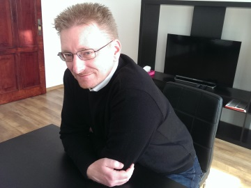 Poslanec Marek Černoch (Foto: KL)