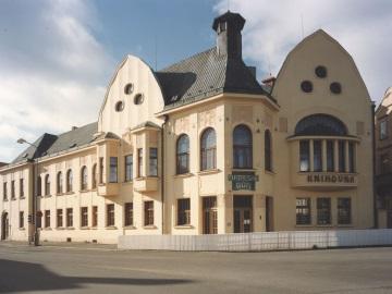 Středočeská vědecká knihovna v Kladně (Ilustrační foto: KL)