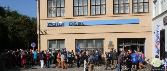 Současný majitel Poldi ohrožuje své zaměstnance na životech (Foto: KL)