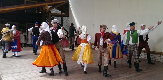 Folklorní festival Tuchlovická pouť (Foto: KL)