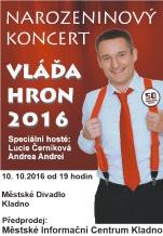 Koncert Vladimíra Hrona
