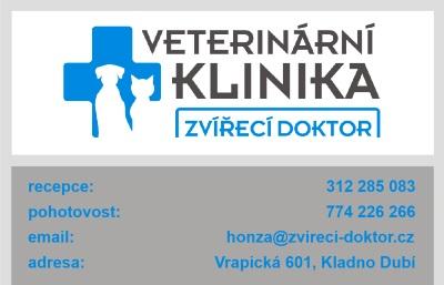 Veterinář Čučka