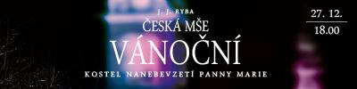 ČESKÁ MŠE VÁNOČNÍ , J.Š.J.RYBA
