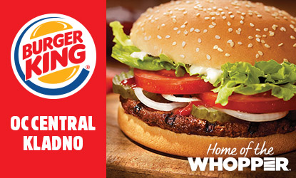 BURGER KING KLADNO