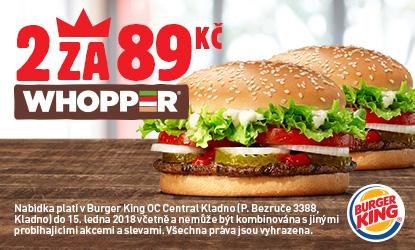 BURGER KING AKCE