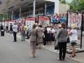 Oslava 100 let Sletiště na městském stadionu zahájila stejnojmennou výstavu (Foto: SAMK)