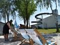 Slánský aquapark otevírá po rekonstrukci a láká na novou písečnou pláž (Foto: KL)