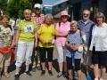 V sobotu se běžel 9. ročník Běhu míru Kladno-Lidice (Foto: Eva Armeanová a Stanislav Pítr)