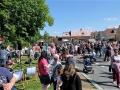 V Kladně se odehrála Sousedská sešlost, došlo i na diskuzi s politiky (Foto: Spolek Halda)