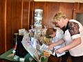 Ve slánském Hotýlku Praha se uskutečnila charitativní akce na podporu zvířátek (Foto: Jitka Krňanská - KL)