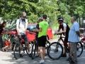 Kladenští policisté se zaměřili na cyklisty (Foto: KL)