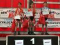 Na Sletišti se konaly cyklistické závody dětí (Foto: Bedřich Chaloupka)