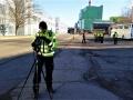 Začínající policisté se zaučovali v Kladně přímo v provozu (Foto: PČR)