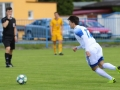 Fotbalisté Kladna v divoké přestřelce nestačili na béčko pražské Dukly (Foto: KL)