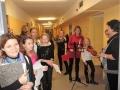 Dobrovolnické centrum Kladno připravilo Vánoční setkání v GARCu (Foto: Dobrovolnické centrum Kladno)