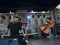 Husitské slavnosti ve Slaném sklidily u lidí obdiv (Foto: Jitka Krňanská - KL)