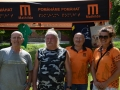 V Libušíně se konal Ikaros Fest na podporu nevidomých (Foto: Jitka Krňanská)
