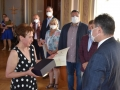 Slánské infocentrum oslavilo 20 let existence (Foto: MěU Slaný)