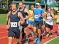 Na Kladenském maratónu se sešly dvě stovky běžců (Foto: KL)