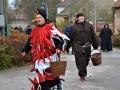 Do Královic přijel svatý Martin na bílém koni již v neděli (Foto: Jitka Krňanská - KL)