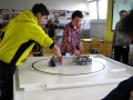 V Kladně proběhla soutěž v programování robotů pro týmy středních škol (Foto: SOŠ a SOU, Kladno, Dubská)