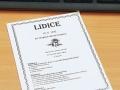 Na kladenské škole E. Beneše si připomněli výročí vyhlazení Lidic (Foto: Magdalena Koryntová)