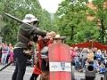 Mig 21 byl vrcholem 19. městských slavností ve Slaném (Foto: Veronika Víborčíková - KL)