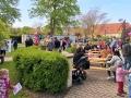 Zámeckou zahradu v Kladně ovládli Mimoni (Foto: KL)