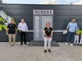 Miners slavnostně otevřeli vysněné nové zázemí (Foto: KL)